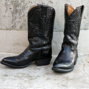 FRYE Bruce cowboy / western boots, 9, Mexico